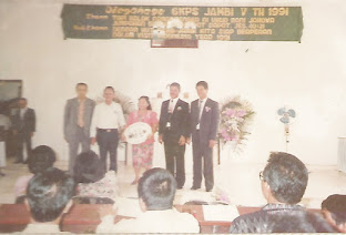 Dokumentasi Photo HUT Ke 5 GKPS Jambi Tahun 1991