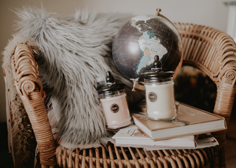 decorating your home, cute globes, home decoration ideas