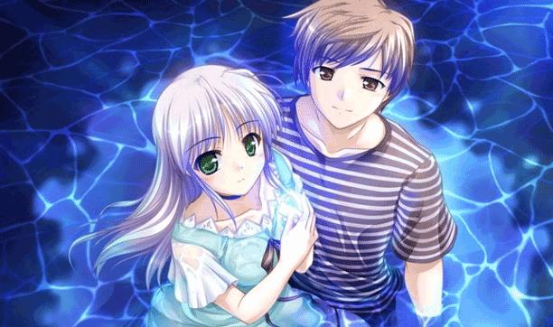 Yoake Mae yori Ruriiro na: Crescent Love - Anime Romance Happy Ending