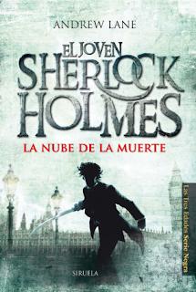 El joven Sherlock Holmes. La nube de la muerte