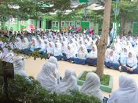 Tiap Jum'at, Siswa/Siswi MTsN Parak Lawas Padang Ikuti Muhadharah