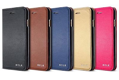BELF iphone 8 flip cases