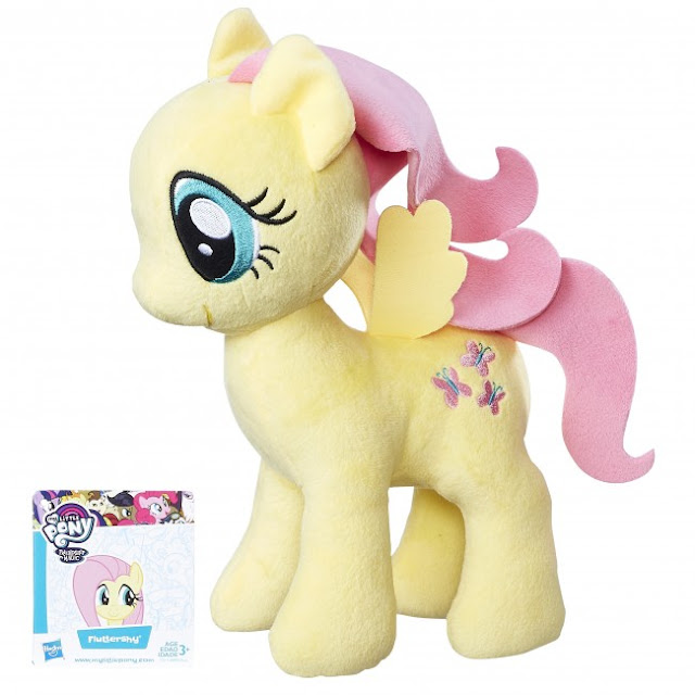 2016 Pony Plushies Official Hasbro mlp Fluttershy