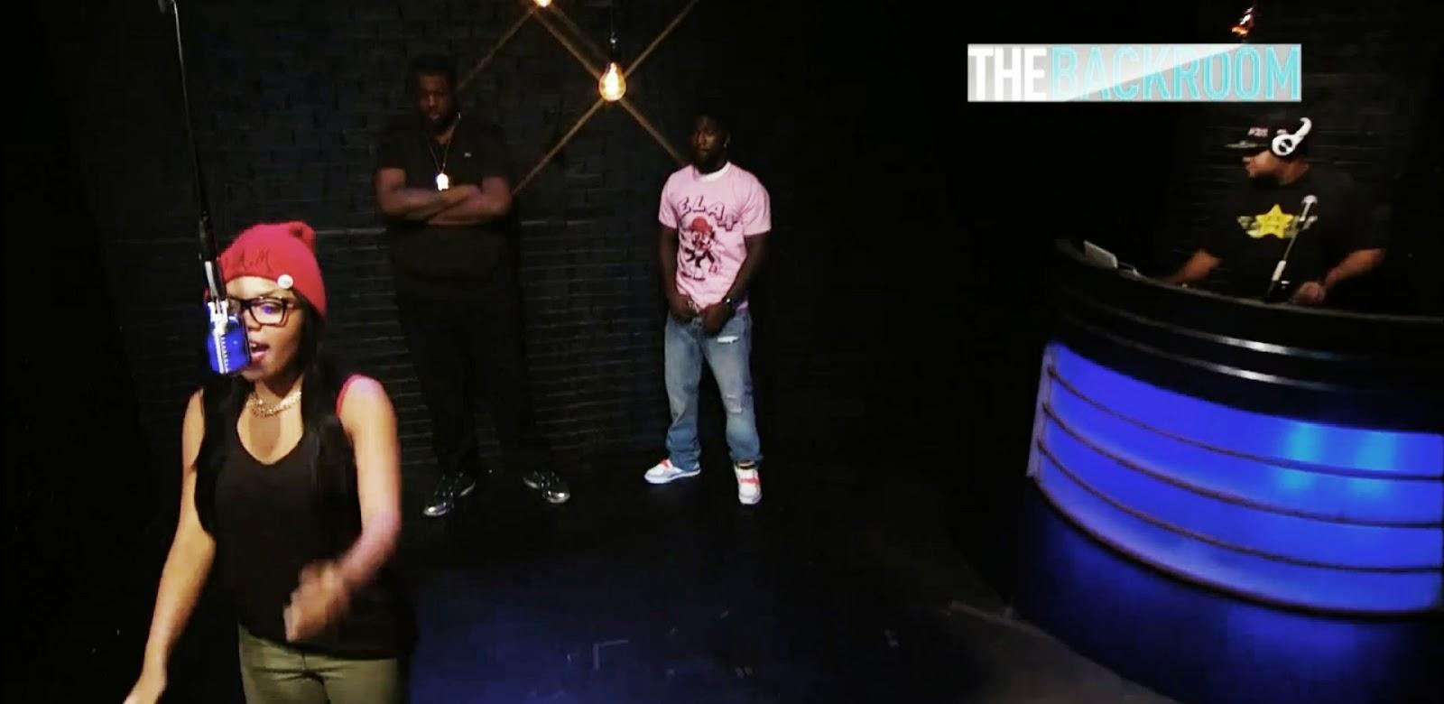 jaz n them The backroom freestyle The backroom freestyle