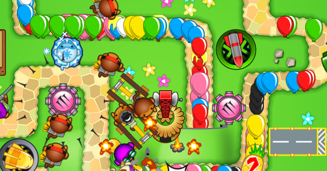 bloons tower defense 5 free play