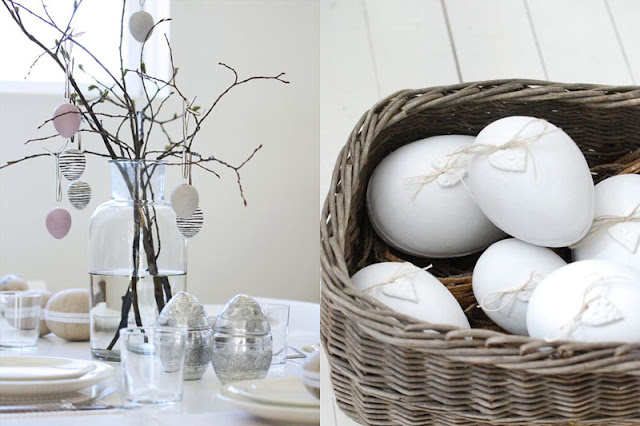 Inspiracje Wielkanocne dekoracje DIY