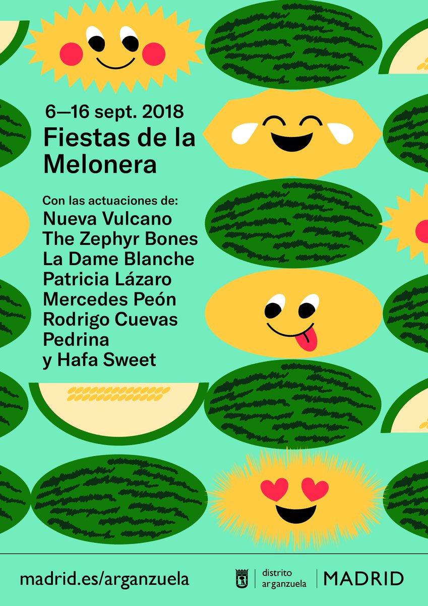 la melonera 2018