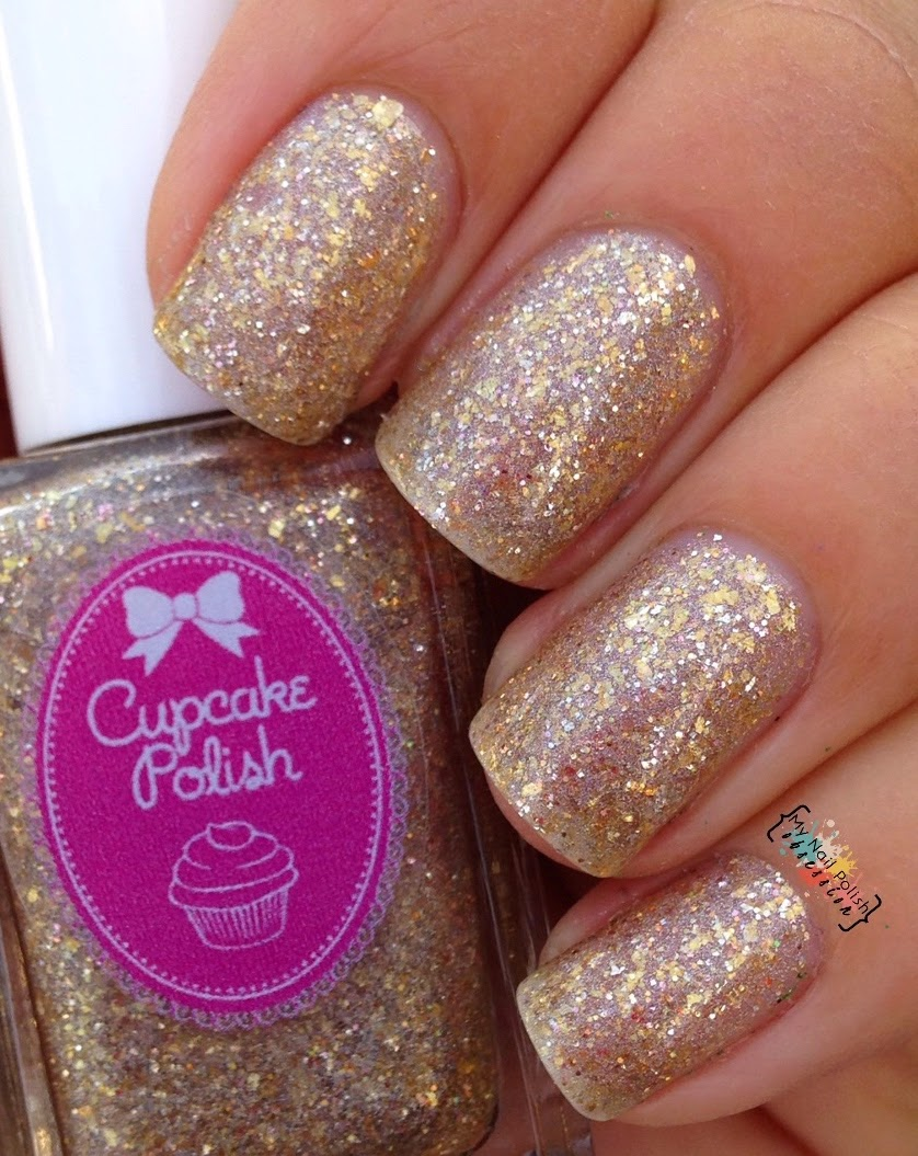 Cupcake Polish Ornamental My Dear