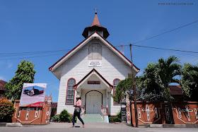 Gereja Tua Santo Petrus Bagansiapiapi
