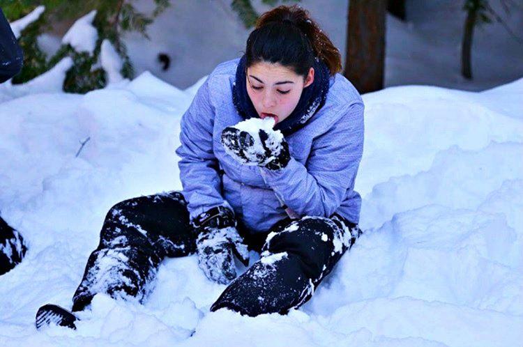 Dondurucu bir havada susarsanız sakın kar yemeyin, zira hipotermi olabilirsiniz.