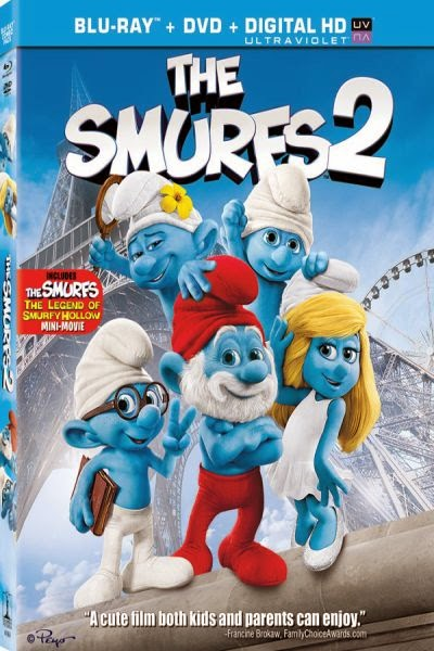 The Smurfs 2 2013 BluRay 720p 800mb YIFY