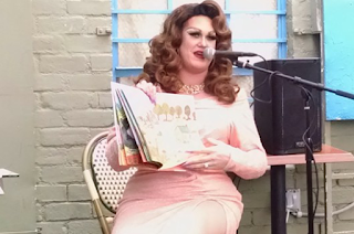 At Drag Queen Story Hour L.A., Kids Get a Lesson in Self Expression