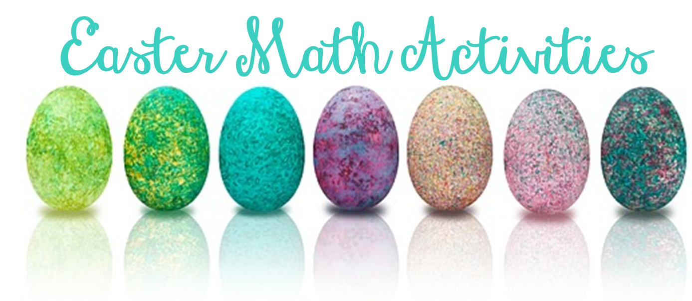 Preschool Ponderings: Easter Math Activities