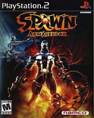 Spawn Armageddon PS2 GAME ISO