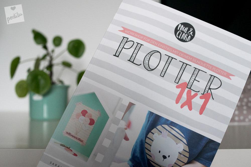 #DIYbüchersause17 – Plotter 1x1