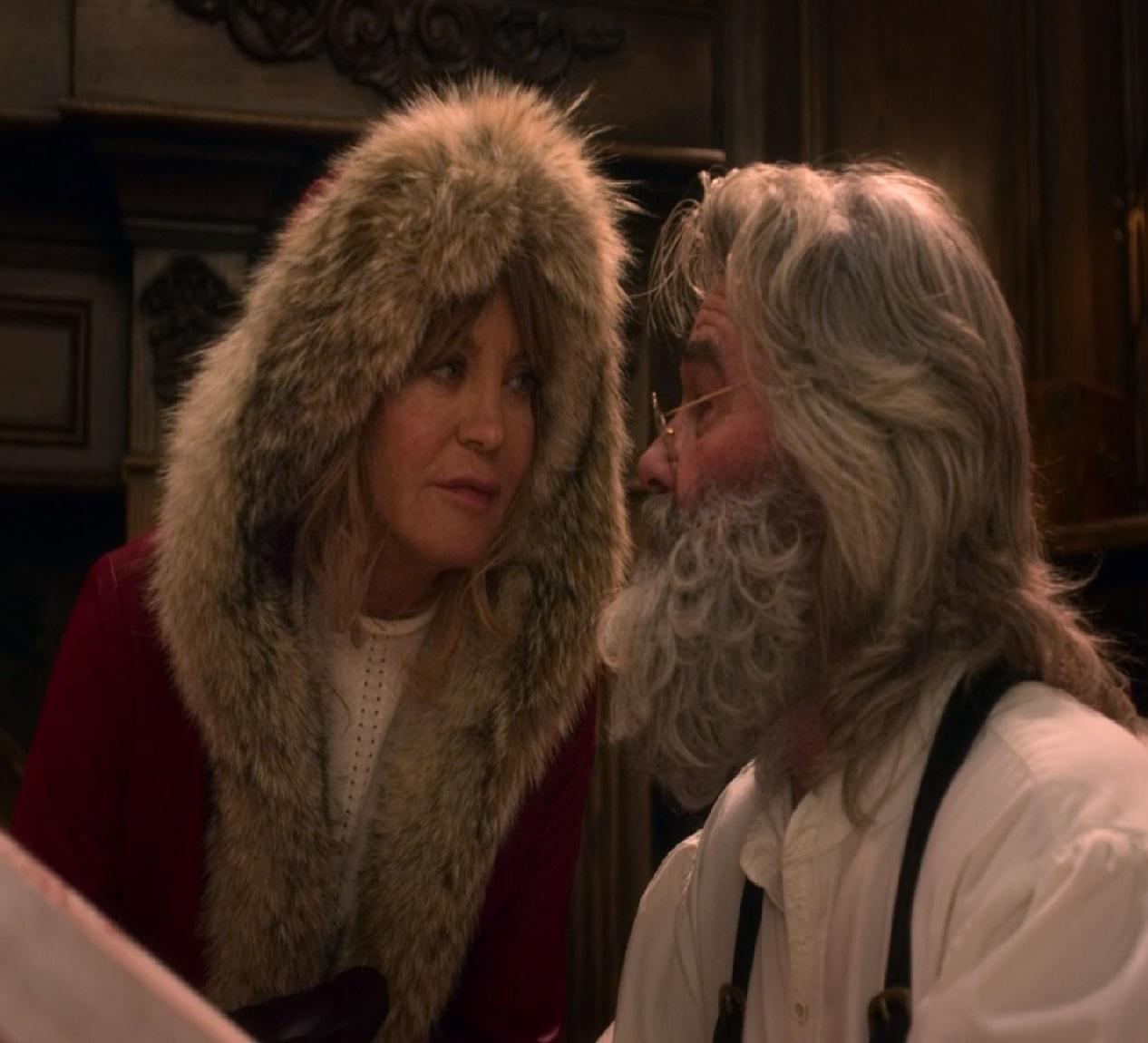 Christmas Chronicles Mrs Claus.Neko Random The Christmas Chronicles 2018 Film Review