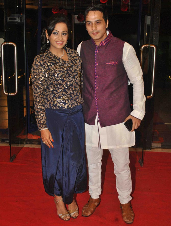 Ashita Dhawan And Shailesh Gulabani Karan Patel, Ankita Bh...