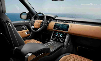 The 2018 Jaguar Land Rover Range Rover SV Autobiography