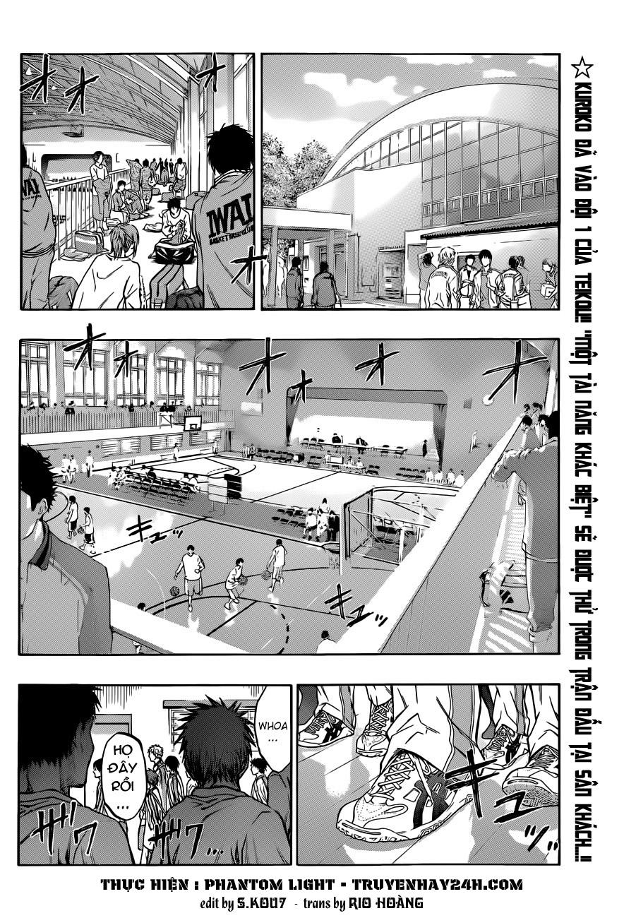 Kuroko No Basket chap 208 trang 2