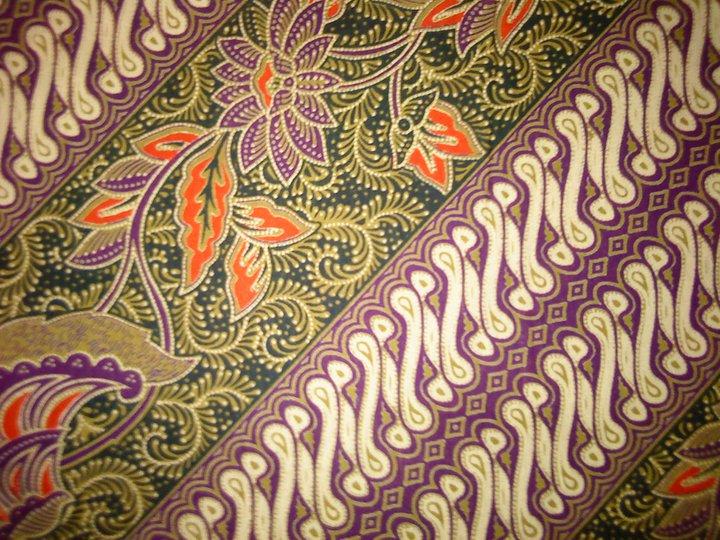 Keindahan Motif Batik Solo - Tri kurniadi be0a666809
