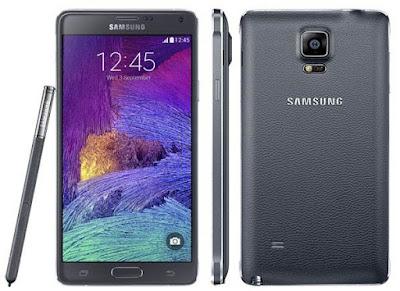 Gambar Samsung Galaxy Note 4 N910H