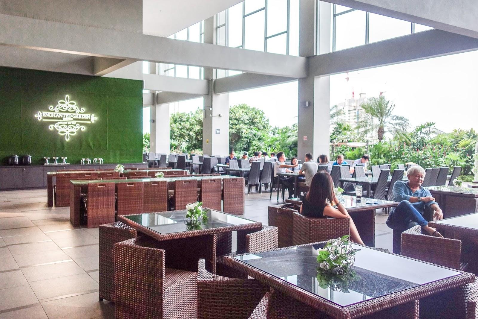 5 Reasons To Visit The Enchanted Garden Cafe In June Joysofyz Yuji S Budget Story