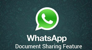 WhatsApp Update App Now Introduce PDF Document File Sharing On iOS and Android price in nigeria