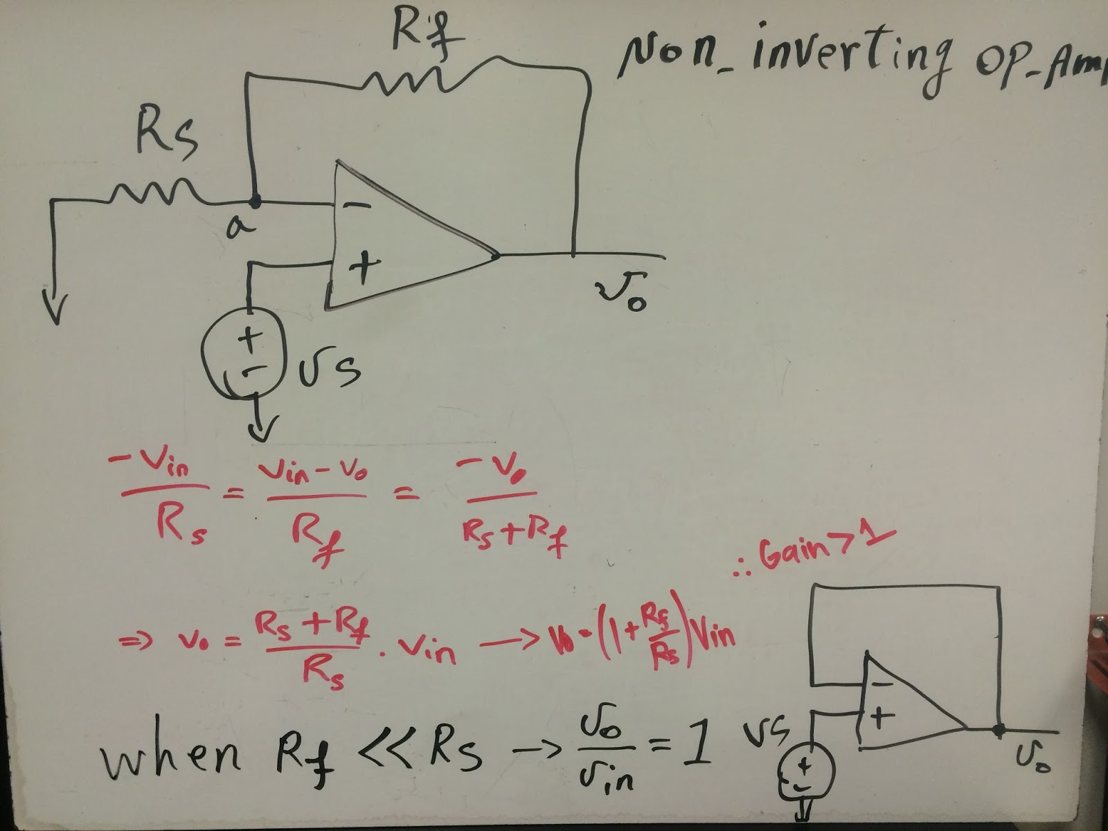 Engineering 44 Mmastro Amplifier You Would Think This Is A Non Inverting Summing Image28229
