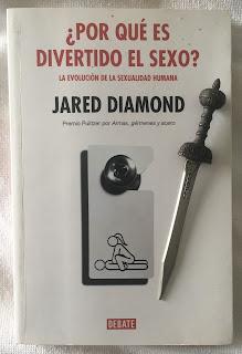 Portada del libro ¿Por qué es divertido el sexo?, de Jared Diamond