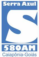 Rádio Serra Azul AM 580 de Caiapônia GO