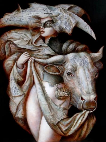 Il fantastico mondo della pittura Ludmila%2B1