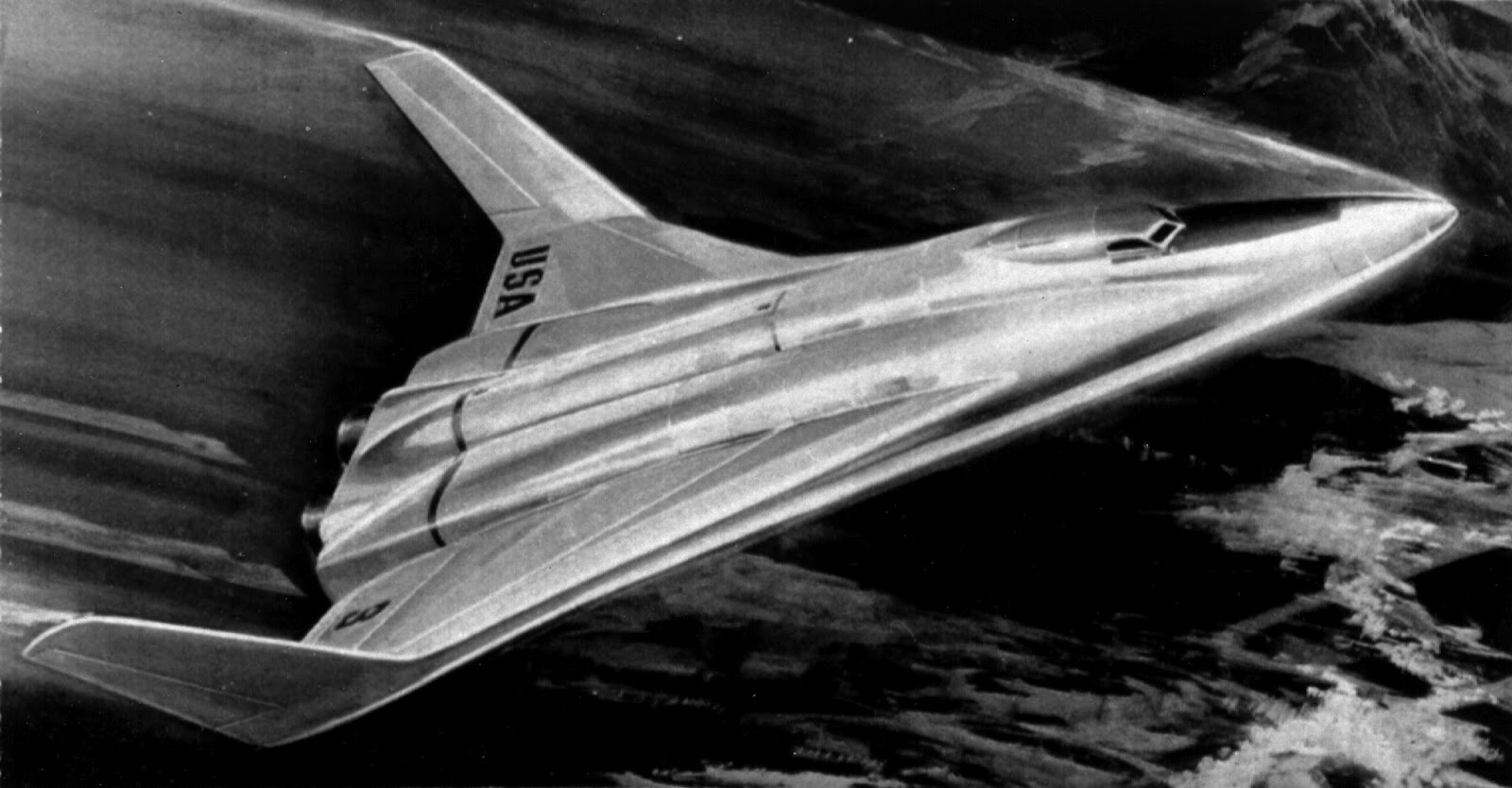 My Space Museum: Early Space Shuttle concept art