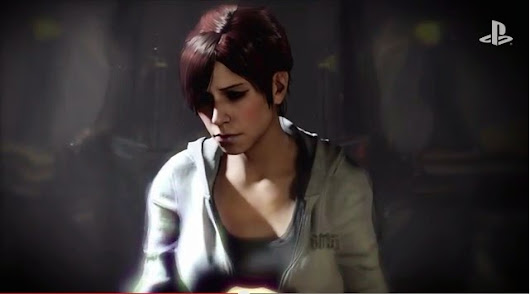 inFamous: Second Son - First Light Stage Demo - E3 2014