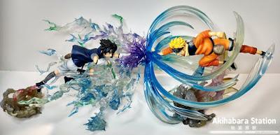 """Figuarts Zero """"Uchiha Sasuke"""" 絆 kizuna (Relation) - Tamashii Nations"""