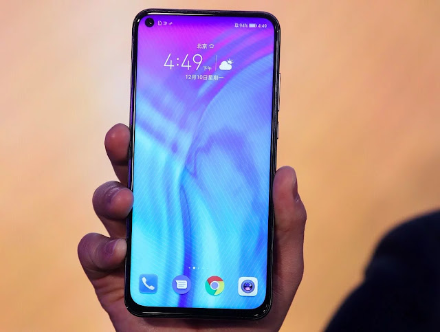 Honor View 20 Stretch 48MP Main Camera and Kirin 980 Chipset