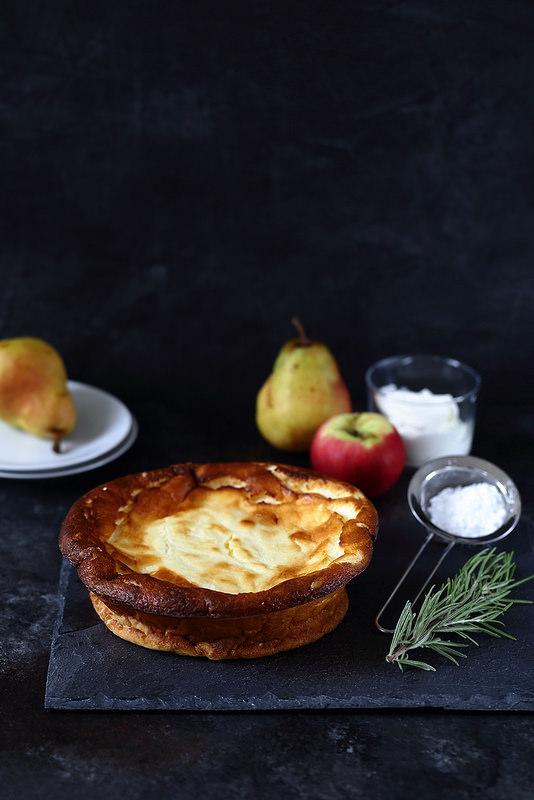Gâteau au fromage blanc (sans gluten)