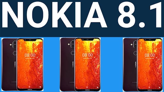 Nokia 8.1 Release Date