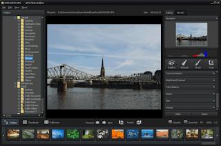 تنزيل برنامج تجميل الصور والتلاعب بها AVS Photo Editor