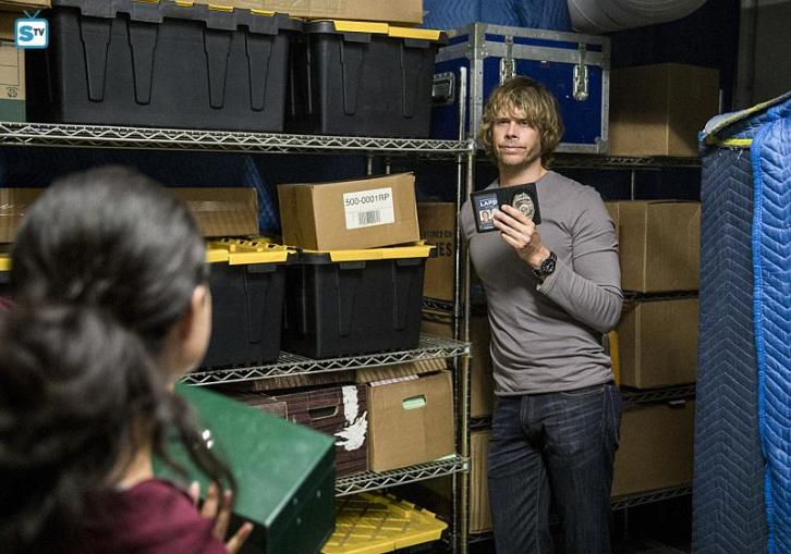 NCIS: Los Angeles - Episode 8.03 - The Queen's Gambit - Promo, Promotional Photos & Press Release