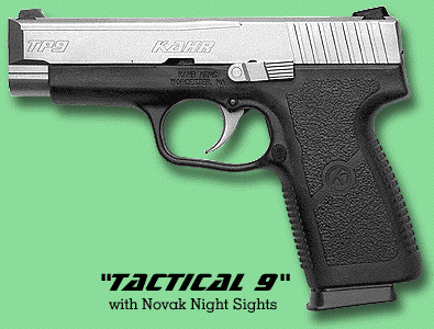 Unread Bits: Kahr TP9 Review