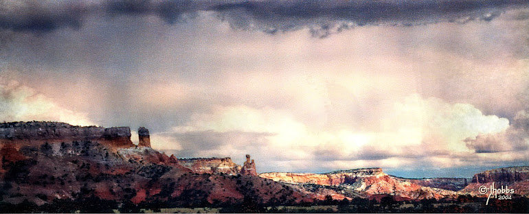 Chimney Rock - Ghost Ranch