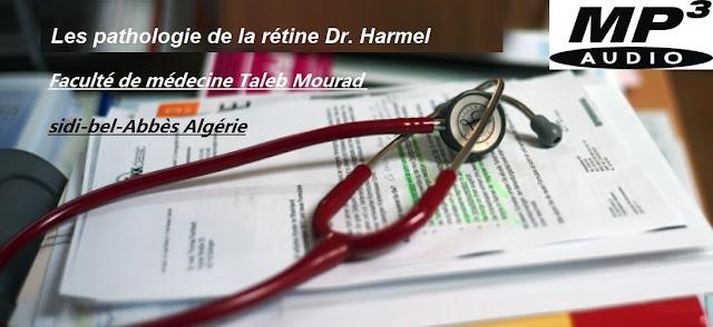 Les pathologie de la rétine par Dr Harmel mp3 et PDF