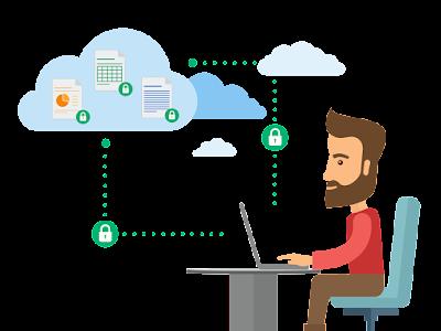 Encripta archivos nube