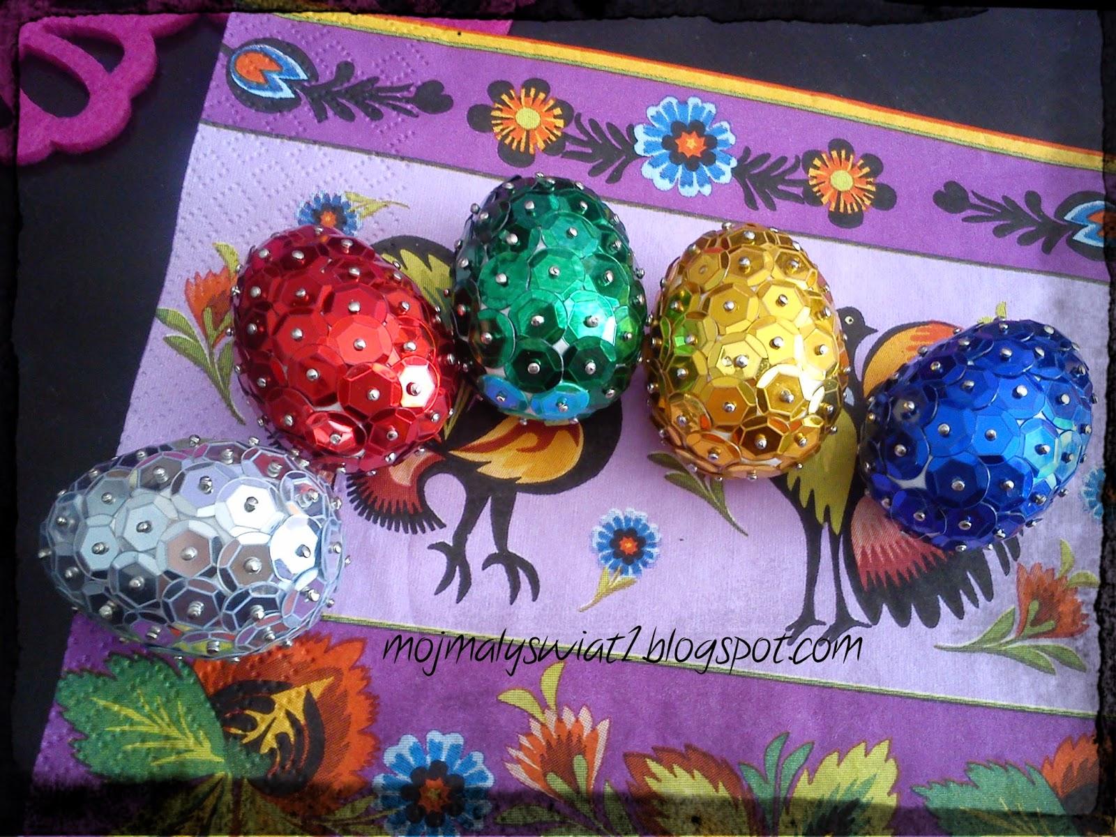 jajka styropianowe DIY