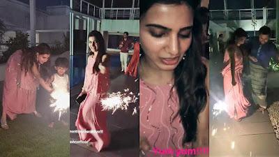 Samantha-diwali-post-marriage4