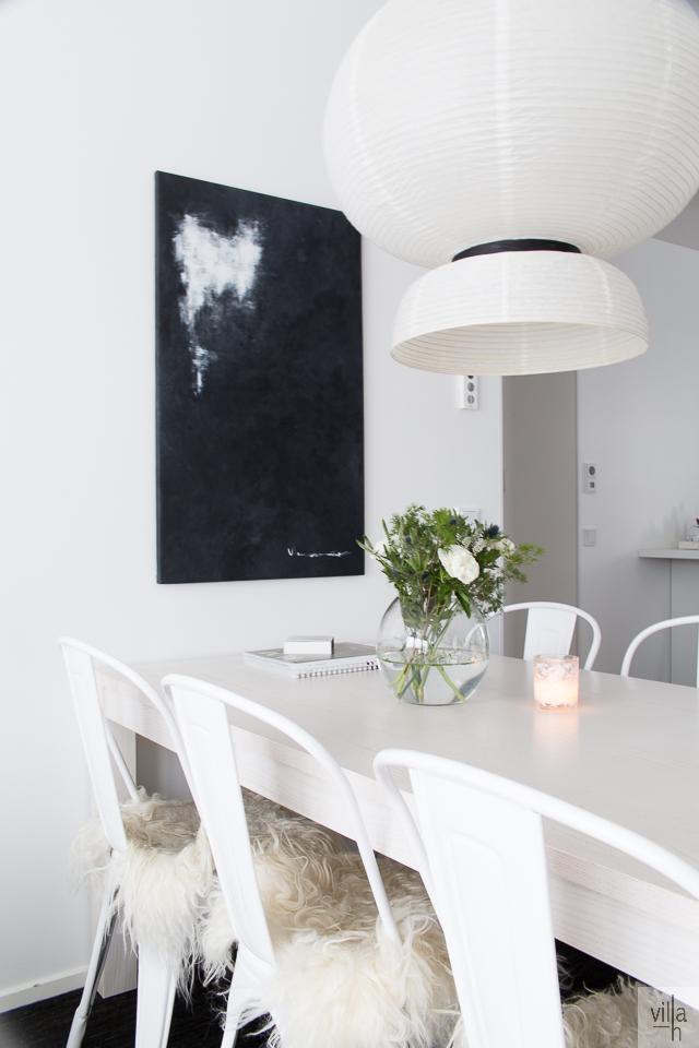 interior, ruokailutila, dining area, villa h blogi, sisustus