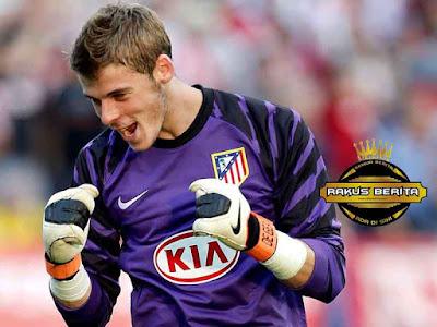 De Gea Atletico Madrid