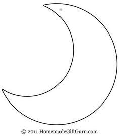 Molde luna