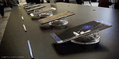 ما-هي-المشاكل-التي-تعرضت-لها-شركة-سامسونج-بعد-التسرع-في-إطلاق-هاتف-Galaxy-Not-7