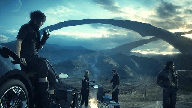 Tak hanya film, Final Fantasy juga sangat terkenal seri game-nya